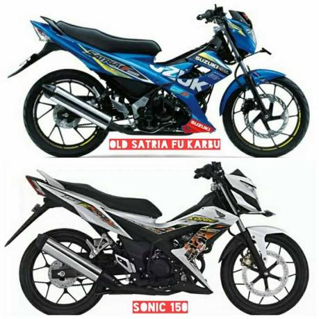 perbandingan-suzuki-satria-F-karbu-vs-new-honda-sonic-150R-pertamax7.com-