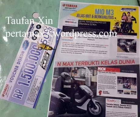 Senengnya-Dapat-voucher-Diskon-Yamaha-Mio-M3-Rp.1,5-juta-pertamax7.com-