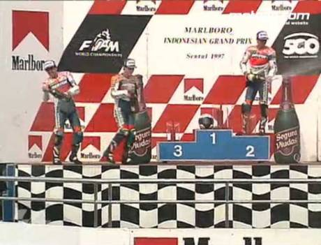 sentul-grand prix gp500 podium 1997