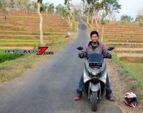 Testride Yamaha NMAX 155 ABS, Handling Mantabh Pengereman Akurat.. Tabungan Alamat 02 Pertamax7.com