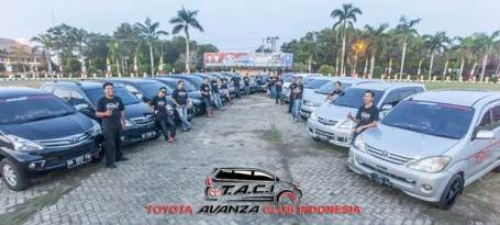 Toyota Avanza Club Indonesia Chapter Bangka Belitung Resmi Berdiri 05 pertamax7.com