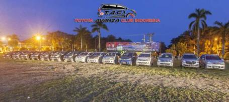 Toyota Avanza Club Indonesia Chapter Bangka Belitung Resmi Berdiri 07 pertamax7.com