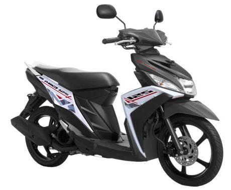 Warna baru Yamaha Mio-M3-Confident-White Pertamax7.com