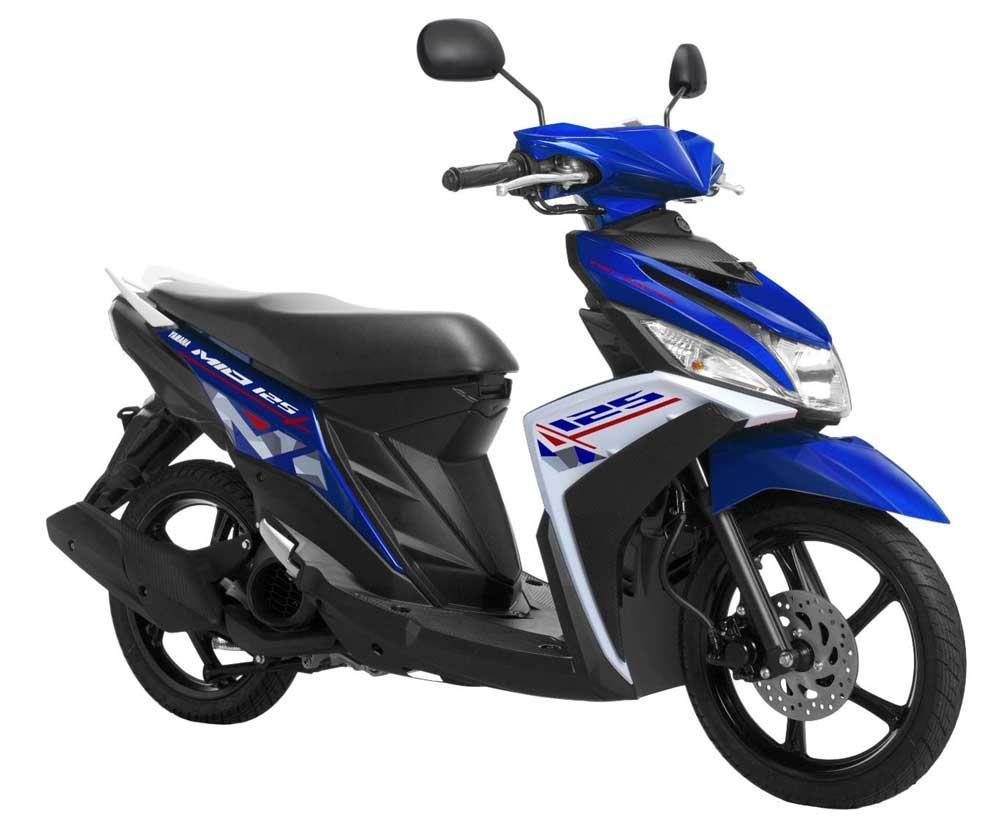 Warna baru Yamaha Mio-M3-Creative-Blue Pertamax7.com