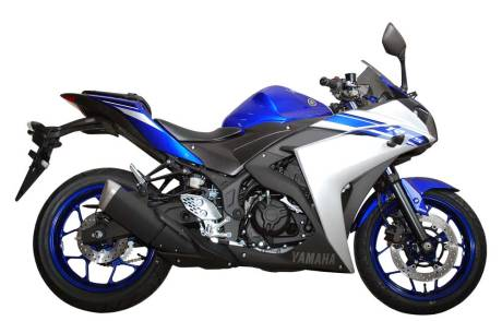 Yamaha YZF-R25 ABS Racing Blue (Biru)