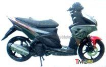 Wujud Yamaha AEROX 125 Kurang keren, Sudah Cocok Kah buat Pengganti Xeon dan GT 125 02 Pertamax7.com