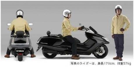 Yamaha MAXAM C250 aka yamaha MORPHOUS 03 Pertamax7.com