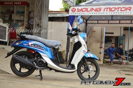 Yamaha Mio Fino 125 Sudah Sampai Young Motor Wonogiri, Harga Rp.16,8 Juta Saja Om [ Galleri Foto ] 02 Pertamax7.com