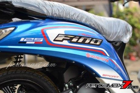 Yamaha Mio Fino 125 Sudah Sampai Young Motor Wonogiri, Harga Rp.16,8 Juta Saja Om [ Galleri Foto ] 10 Pertamax7.com