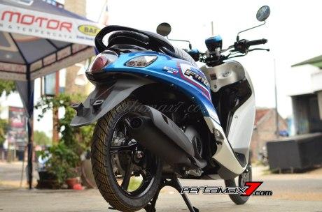 Yamaha Mio Fino 125 Sudah Sampai Young Motor Wonogiri, Harga Rp.16,8 Juta Saja Om [ Galleri Foto ] 11 Pertamax7.com