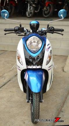 Yamaha Mio Fino 125 Sudah Sampai Young Motor Wonogiri, Harga Rp.16,8 Juta Saja Om [ Galleri Foto ] 12 Pertamax7.com
