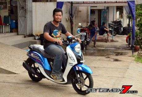 Yamaha Mio Fino 125 Sudah Sampai Young Motor Wonogiri, Harga Rp.16,8 Juta Saja Om [ Galleri Foto ] 13 Pertamax7.com