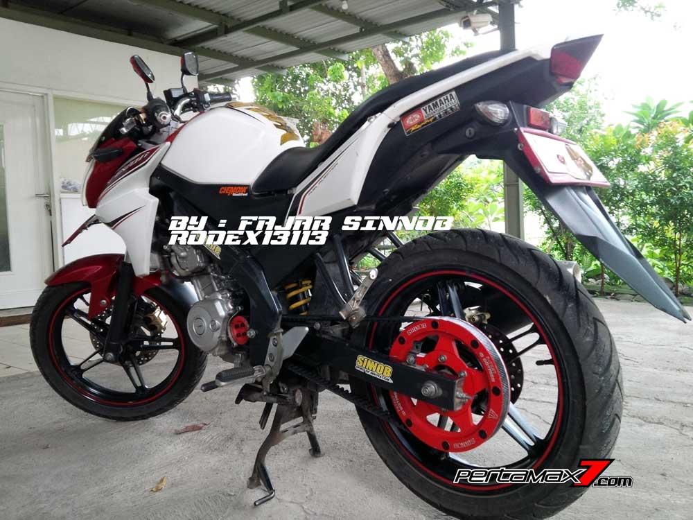 Yamaha New Vixion Pakai Sinnob BELT ini keren, eits Masih Prototype Belum dijual 01 Pertamax7.com