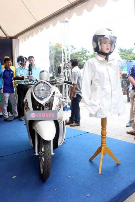 Aksesoris Yamaha Fino 125 Blue core 02 Pertamax7.com