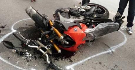 Baru-Dua-Jam-Setelah-Beli-Moge-Yamaha-MT-09,-Meninggal-Dunia-Kerana-Tabrakan-Dengan-Truk-Es-Di-Thailand-pertamax7.com