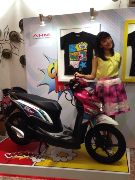 beby jkt48 All New BeAT eSP Comic Hits