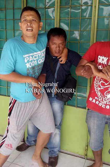 Berpura-Pura Sebagai Calon Pembeli, Curanmor Lintas Provinsi Bawa Lari Kawasaki Ninja 250FI Digagalkan Mahasiswa Pakai Honda Beat Di Wonogiri 03 Pertamax7.com