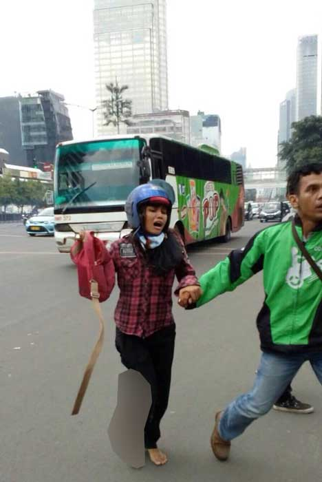 BOM-Guncang-Sarinah,-GO-JEK-Siap-Membantu-Pulau-Jakarta-pertamax7.com