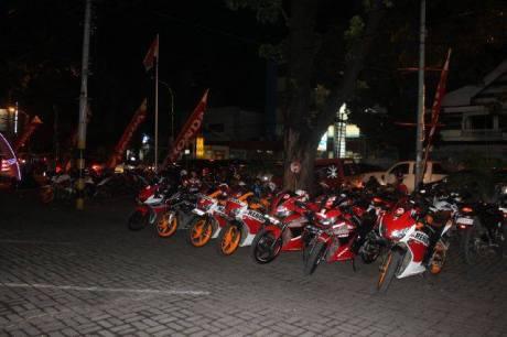 Cbr Owners Community Makassar Resmi Berdiri Dibawah Naungan Astra Motor, Selamat 07 Pertamax7.com