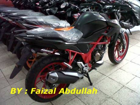 Harga All New Honda CB150R Streetfire SE di Purworejo Rp.27,225 juta.. Baru Datang Langsung Laku pertamax7.com 2