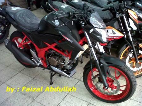 Harga All New Honda CB150R Streetfire SE di Purworejo Rp.27,225 juta.. Baru Datang Langsung Laku pertamax7.com