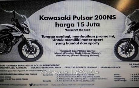 Heboh-Kawasaki-Bajaj-Pulsar-200NS-Baru-dijual-cuma-Rp.15-Juta-di-Kaltim-pertamax7.com