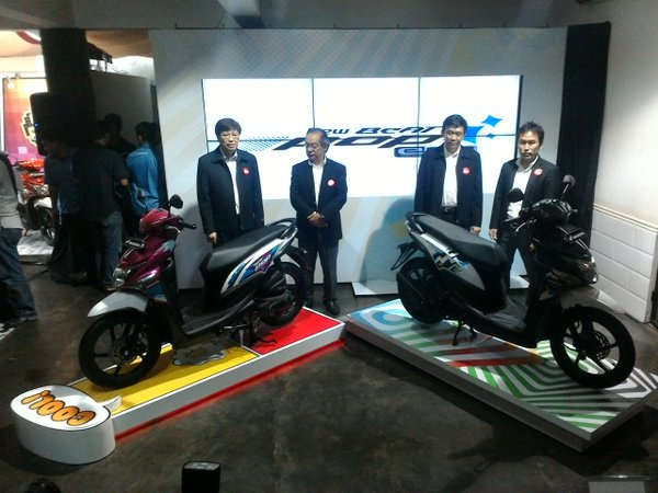 Honda Beat Pop eSP Comic Hits dan Cool Pixel resmi Meluncur, Striping saja kok 04 Pertamax7.com