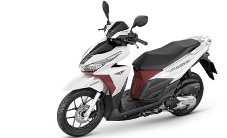 Honda Thailand Segarkan Click 125 dengan Baju Dual Tone, sedap,, AHM...Vario 125 dan 150 kapan nih03 Pertamax7.com