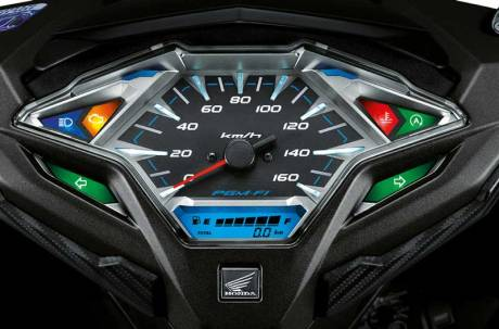 Honda Thailand Segarkan Click 125 dengan Baju Dual Tone, sedap,, AHM...Vario 125 dan 150 kapan nih08 Pertamax7.com