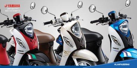 Ini dia 3 Warna New Yamaha Fino 125 Blue Core, pilih yang mana pertamax7.com