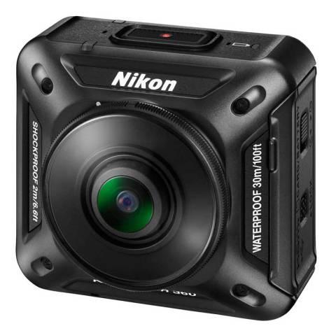 Ini Dia Nikon KeyMission 360, Action Camera Tahan Air Resolusi 4K Rekam Foto Dan Video 360 Derajat... Pesaing Gopro Nih 01 Pertamax7.com