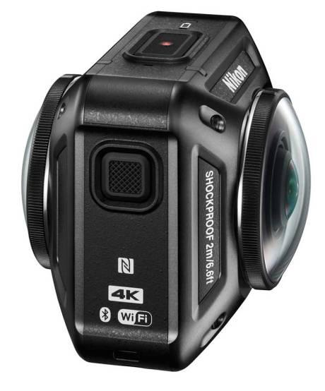 Ini Dia Nikon KeyMission 360, Action Camera Tahan Air Resolusi 4K Rekam Foto Dan Video 360 Derajat... Pesaing Gopro Nih 02 Pertamax7.com