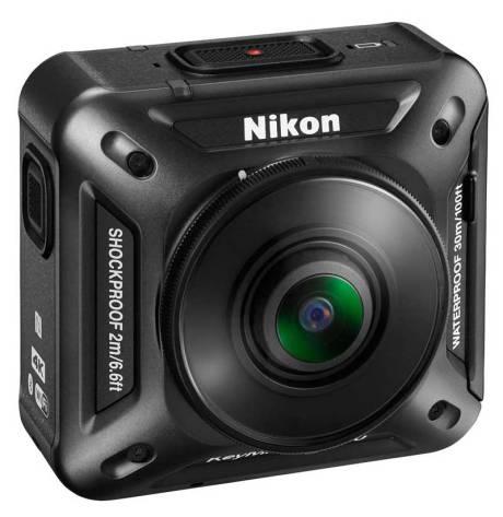 Ini Dia Nikon KeyMission 360, Action Camera Tahan Air Resolusi 4K Rekam Foto Dan Video 360 Derajat... Pesaing Gopro Nih 03 Pertamax7.com