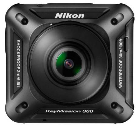 Ini Dia Nikon KeyMission 360, Action Camera Tahan Air Resolusi 4K Rekam Foto Dan Video 360 Derajat... Pesaing Gopro Nih 04 Pertamax7.com
