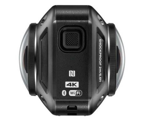 Ini Dia Nikon KeyMission 360, Action Camera Tahan Air Resolusi 4K Rekam Foto Dan Video 360 Derajat... Pesaing Gopro Nih 05 Pertamax7.com