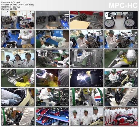 Intip Sekilas Pembuatan Honda RC213V-S, pakai tangan Manusia Euy