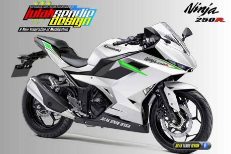 Julak-Sendie-bikin-rekaan-Desain-All-New-Kawasaki-Ninja-250Fi-2016,-Sipit--pertamax7.com
