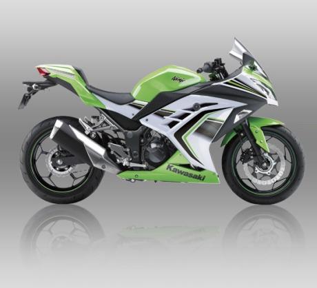 kawasaki ninja 250FI special edition limited hijau putih pertamax7.com