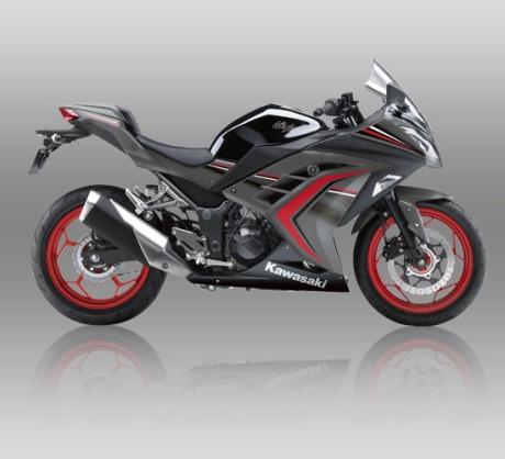 kawasaki ninja 250FI special edition limited hitam pertamax7.com