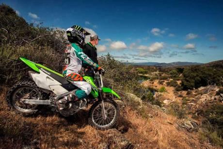 Kenalan Dengan Kawasaki KLX 140, Motor Khusus Offroad Seharga Rp.43 jutaan Mirip KLX 150 04 Pertamax7.com