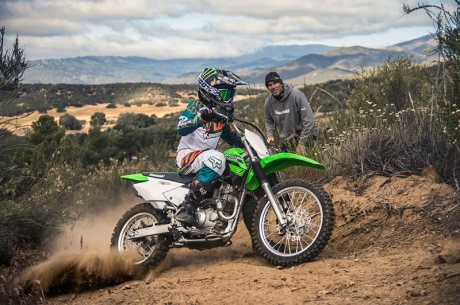 Kenalan Dengan Kawasaki KLX 140, Motor Khusus Offroad Seharga Rp.43 jutaan Mirip KLX 150 23 Pertamax7.com