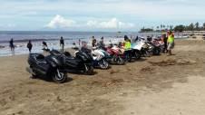 Liputan Foto di Pantai 1 pertamax7.com