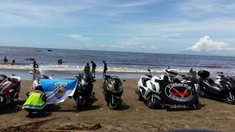 Liputan Foto di Pantai pertamax7.com