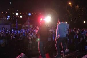 Liputan Kahitna Band di private concert FINOmenal festival launching New Fino 125 Blue Core (2) pertamax7.com
