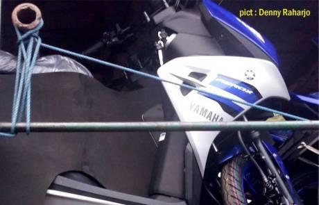 Mantabh... Distribusi Yamaha Aerox 125 Sudah Dimulai, Sesuai Harapan Fans Yamaha Kah 03 Pertamax7.com