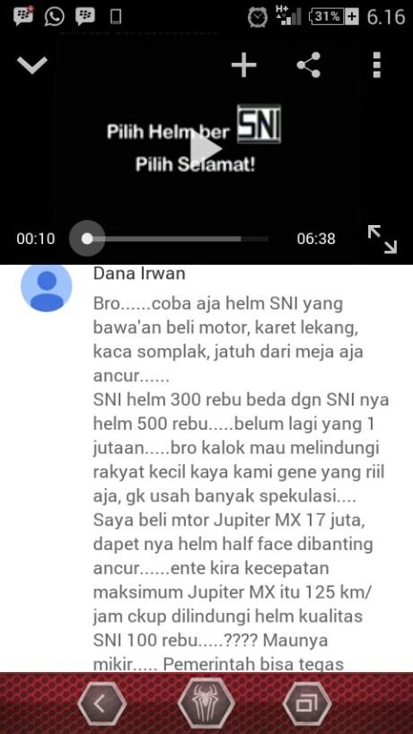 Ngeri Helm TRX Hancur Setelah Kecelakaan 3 Motor Di Blitar, Coba Kalau Tidak SNI Dan Nggak Pake Helm 03 Pertamax7.com