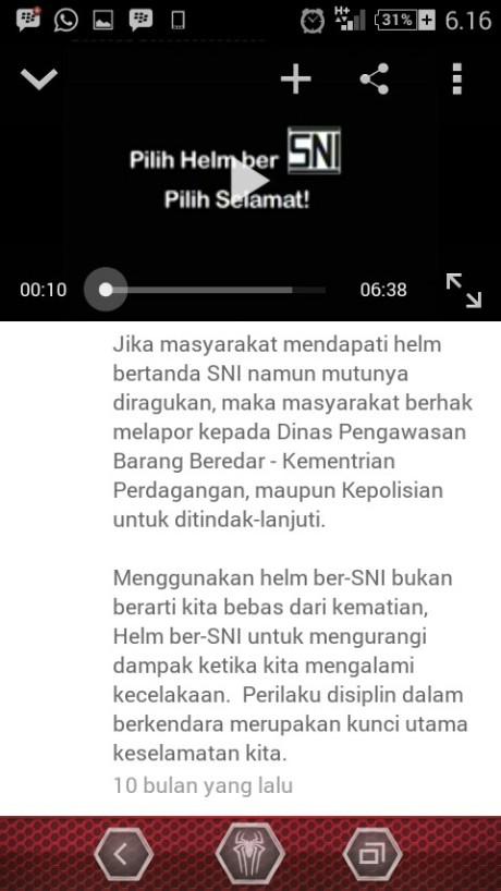 Ngeri Helm TRX Hancur Setelah Kecelakaan 3 Motor Di Blitar, Coba Kalau Tidak SNI Dan Nggak Pake Helm 04 Pertamax7.com