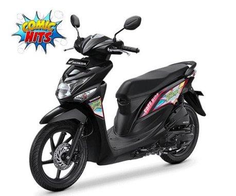 Nih Foto Studio Honda Beat Pop eSP Comic Hits dan Cool Pixel, Pilih Yang Mana Om 03 Pertamax7.com