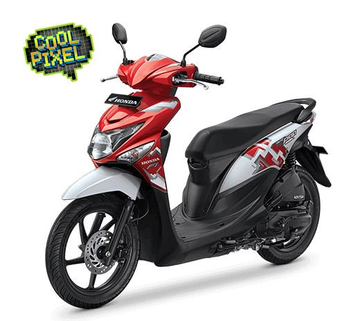 Nih Foto Studio Honda Beat Pop eSP Comic Hits dan Cool Pixel, Pilih Yang Mana Om 04 Pertamax7.com