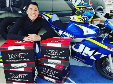 Nih-Wujud-dan-Corak-Helm-KYT-yang-dipakai-Aleix-Espargaro-ada-Logo-Suzuki,-Byee-Ducati-pertamax7